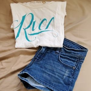 RVCA outfit